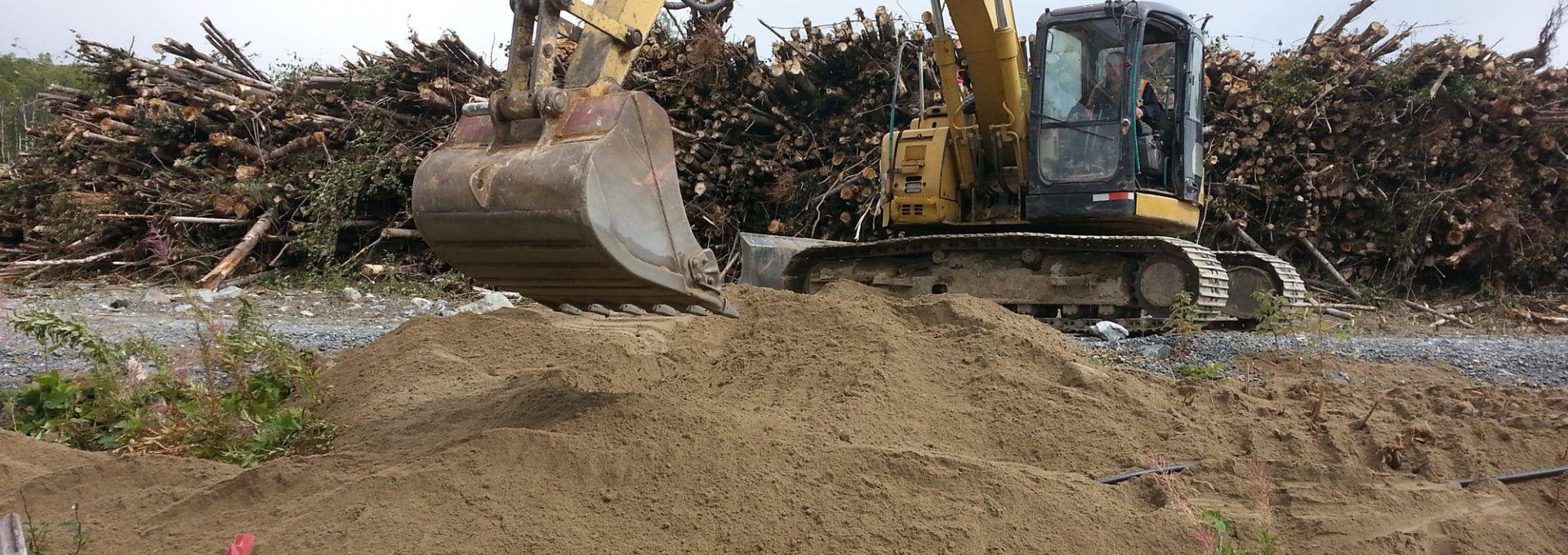 Nous nous spécialisons dans le secteur forestier et des infrastructures.